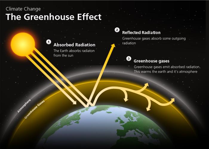 green house effect