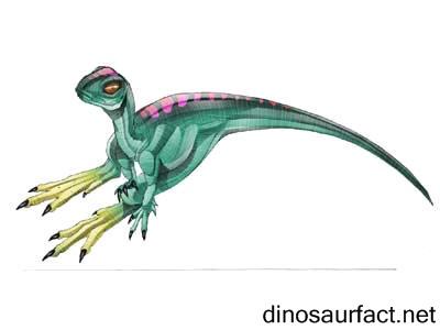 Abrictosaurus Dinosaur