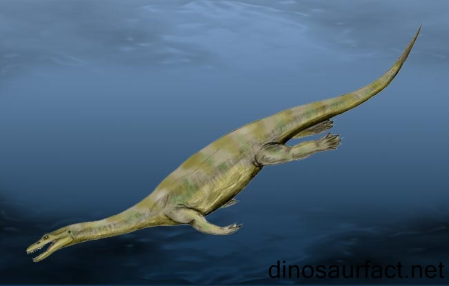lariosaurus dinosaur