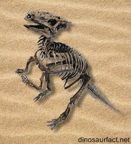 Ruehleia Dinosaur