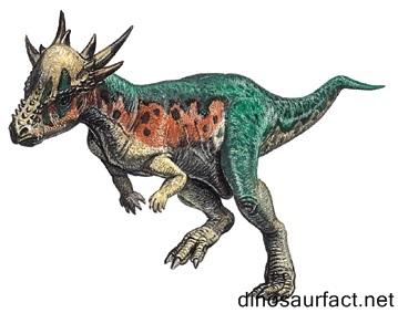 Stygimoloch Dinosaur