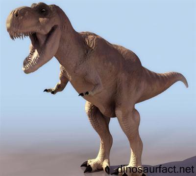 Tyrannosauropus Dinosaur